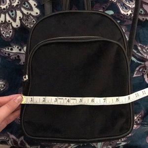 5cb49773d901 No Boundaries Bags - Black Velvet Mini Backpack